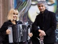 Christine Schmid und Gaetano Siino gestalten Matinee in der Römervilla in Grenzach