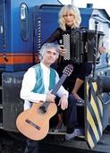 Christine Schmid und Gaetano Siino in Grenzach