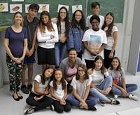 Schüler aus Pietrasanta zu Gast