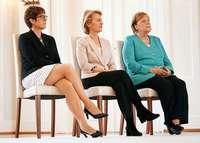Frauen ohne Quote an die Macht bringen? Merkel weiß, wie