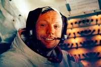 Der erste Mensch auf dem Mond wollte nie ein Held sein