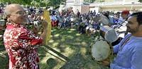 Das diesjährige Rahmentrommelfestival steht vor der Tür