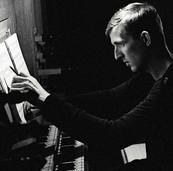 Benjamin Righetti an Clavichord und Silbermannorgel