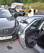 Drei Menschen schwer verletzt