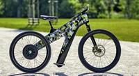Ein Zweirad