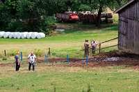 Stier tötet Landwirt und dessen Vater auf Weide in der Oberpfalz
