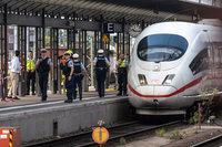 Politiker verurteilen Attacke im Frankfurter Hauptbahnhof – Seehofer unterbricht Urlaub