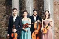 Das Aris-Quartett konzertierte bei der Staufener Musikwoche