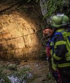 Aus Höhle gerettet