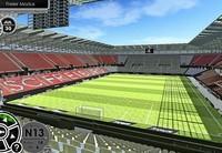 Einblick ins geplante Stadion