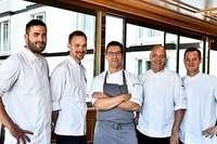 Am Herd im Sternerestaurant des Colombi steht ein neuer Chef
