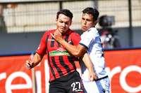 Eins verloren, eins gewonnen: SC Freiburg testet gegen Cagliari Calcio