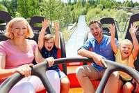 Zu gewinnen: fünf Familieneintritte für das Ravensburger Spieleland am Bodensee