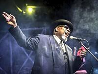 Big Daddy Wilson beim Festival Au grès du Jazz