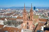 Zum Jubiläum des Basler Münsters erscheint ein Standardwerk über dessen Bau