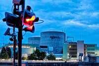 Nach Blitzschlag wurde das Atomkraftwerk Beznau abgeschaltet