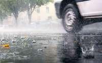 Meteorologen rechnen mit Gewitter und Hagel