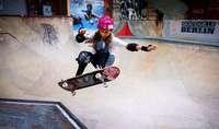 Zwölfjährige Lilly Stoephasius ist Deutschlands beste Skateboarderin
