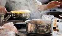 Koch Franz Boomers aus Allmannsweier weiß: Ohne Wasser gibt's es kein gutes Essen