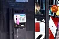 Weg mit der Telefonzelle an der Kaiser-Joseph-Straße