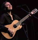 Etta Scollo gibt Konzert in Laufenburg/Schweiz