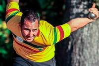 Matthias Laukart rückt in den Fokus der Pétanque-Nationalmannschaft