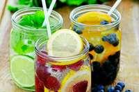 Infused Water macht einfaches Wasser zum gesunden Geschmackserlebnis
