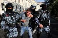 Die russische Macht ist ratlos geworden