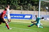 U19 des SC Freiburg verspielt zum Auftakt ein 2:0