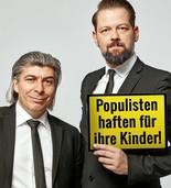Kabarett-Duo Onkel Fisch gibt Vorstellung in der Stadtscheuer Waldshut