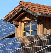 Solarenergie im Aufwind