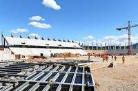 Der Zeitplan für das neue SC-Stadion in Freiburg ist ambitioniert