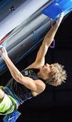 Alexander Megos klettert zu WM-Silber
