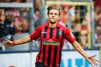 Lucas Höler bringt den SC Freiburg auf die Siegesstraße