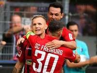Fotos: SC Freiburg besiegt Mainz 05 im Auftaktspiel mit 3:0