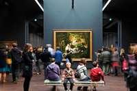 Große Kunst am Ufer der Seine