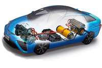 Das Freiburger ISE hat die CO2-Bilanz von Batterie und Brennstoffzelle verglichen