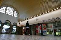 Egal, was am Hauptbahnhof Lörrach gemacht wird – es kann nur besser werden
