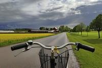 Pilgerfahrt auf zwei Rädern