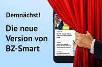 Die Badische Zeitung überarbeitet BZ-Smart komplett