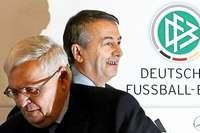 Theo Zwanziger und Wolfgang Niersbach müssen auch in Deutschland vor Gericht