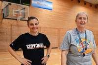 Trainerduo nimmt bei Freiburgs Basketballerinnen seine Arbeit auf