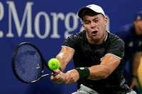 Dominik Koepfer aus Furtwangen erreicht die dritte Runde der US Open