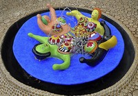 Tarot-Garten von Niki de Saint Phalle