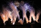 Fotos: Der erste Abend des Festivals Flammende Sterne in Weil am Rhein