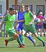 FC Neustadt schrammt am Sieg vorbei