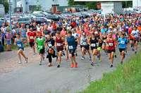 508 Läufer aus 13 Nationen beim Wehratallauf