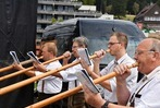 Fotos: Internationales Treffen der Alphornbläser am Feldberg