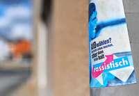 In vier von fünf Ost-Ländern ist die AfD nun zweitstärkste Kraft