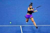 Hochbegabte auf Höhenflug: Bianca Andreescu im Finale der US Open